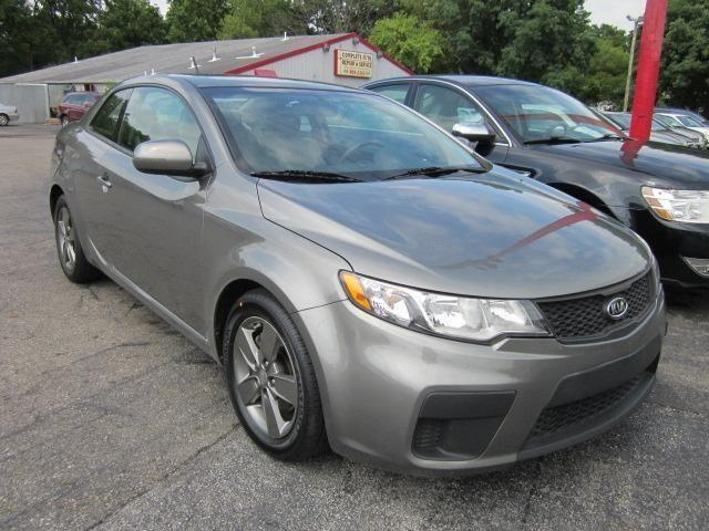 2011 kia forte koup coupe ex a6 for sale in darbydale ohio classified. Black Bedroom Furniture Sets. Home Design Ideas