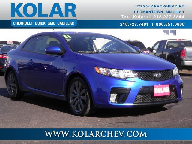 2011 kia forte koup sx sx 2dr coupe 6a for sale in duluth. Black Bedroom Furniture Sets. Home Design Ideas