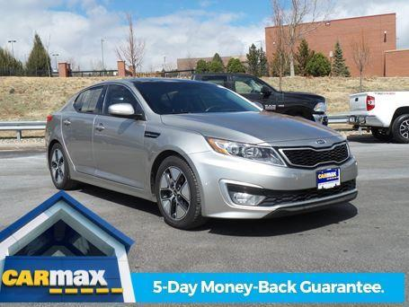 2011 Kia Optima Hybrid Base Base 4dr Sedan
