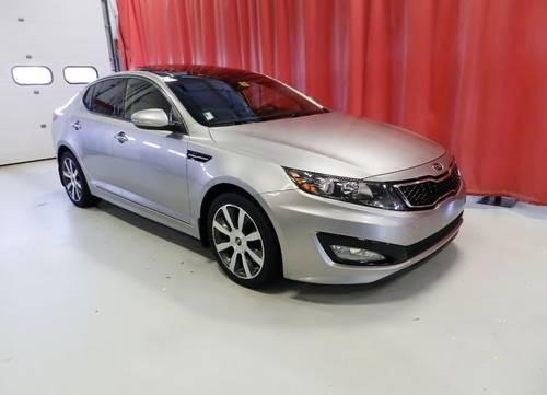 2011 kia optima sx turbo certified pre owned for sale in clementwood vermont classified. Black Bedroom Furniture Sets. Home Design Ideas