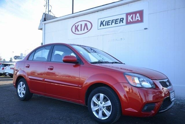 2011 kia rio lx lx 4dr sedan for sale in eugene oregon. Black Bedroom Furniture Sets. Home Design Ideas