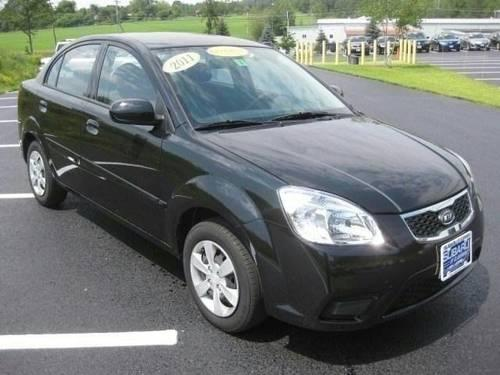 2011 kia rio sedan lx for sale in claremont new hampshire. Black Bedroom Furniture Sets. Home Design Ideas