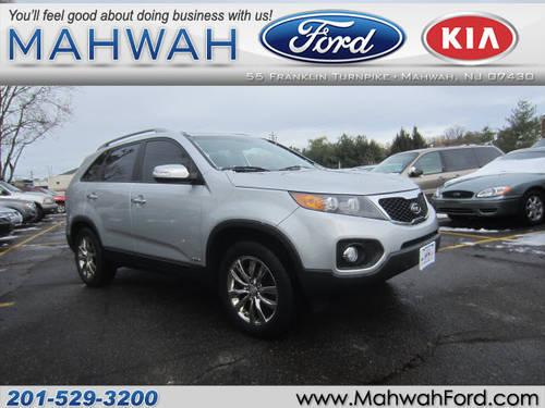 2011 Kia Sorento Crossover Awd Ex For Sale In Mahwah New