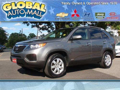 2011 kia sorento crossover awd lx for sale in muhlenberg new jersey classified. Black Bedroom Furniture Sets. Home Design Ideas