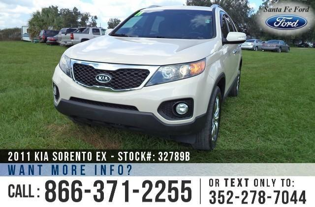 2011 Kia Sorento EX - 41K Miles - Finance Here!