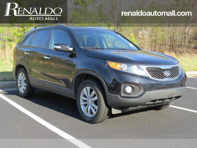 2011 kia sorento ex 4dr suv v6 for sale in shelby north carolina classified. Black Bedroom Furniture Sets. Home Design Ideas