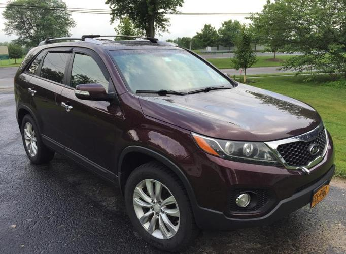 2011 kia sorento ex fully loaded for sale in albion new york classified. Black Bedroom Furniture Sets. Home Design Ideas