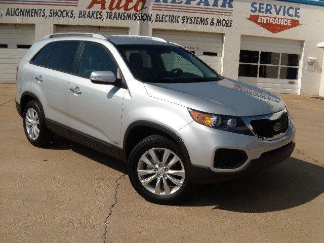 2011 kia sorento lx for sale in coffeyville kansas. Black Bedroom Furniture Sets. Home Design Ideas