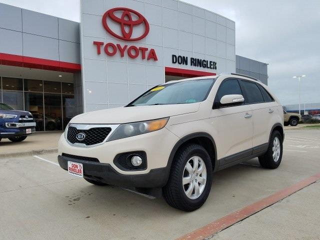 2011 kia sorento lx lx 4dr suv for sale in temple texas classified. Black Bedroom Furniture Sets. Home Design Ideas
