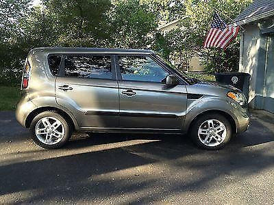 Kia Soul Oil Type >> 2011 Kia Soul Plus - with mounted snow tires for Sale in Nashua, New Hampshire Classified ...