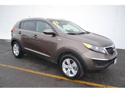 2011 kia sportage 4d sport utility lx for sale in antioch illinois classified. Black Bedroom Furniture Sets. Home Design Ideas