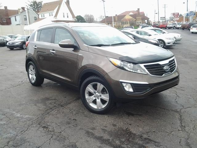 2011 kia sportage awd 4d wagon ex for sale in cincinnati ohio classified. Black Bedroom Furniture Sets. Home Design Ideas