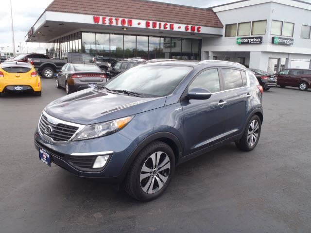 2011 kia sportage ex awd ex 4dr suv for sale in gresham oregon classified. Black Bedroom Furniture Sets. Home Design Ideas