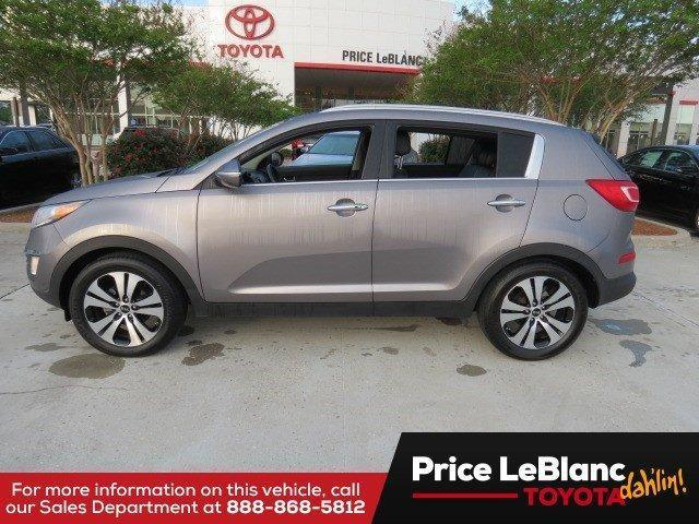 2011 kia sportage ex baton rouge la for sale in baton rouge louisiana classified. Black Bedroom Furniture Sets. Home Design Ideas