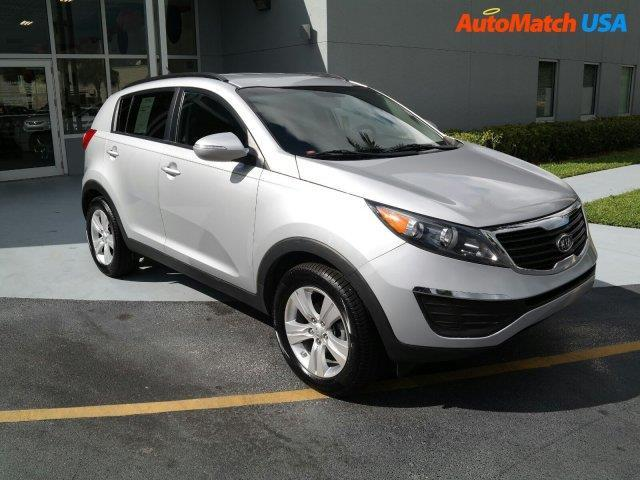 2011 kia sportage lx lx 4dr suv for sale in fort myers florida classified. Black Bedroom Furniture Sets. Home Design Ideas