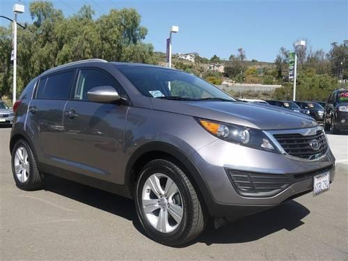 2011 kia sportage sport utility lx for sale in lemon grove california classified. Black Bedroom Furniture Sets. Home Design Ideas