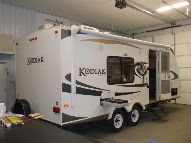 2011 Kodiak 200qb Lite Weight Travel Trailer For Sale In