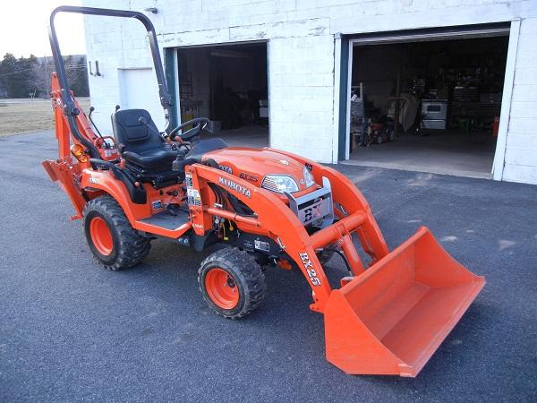 kubota bx  snow blower  blade  mower hrs  sale  paterson  jersey