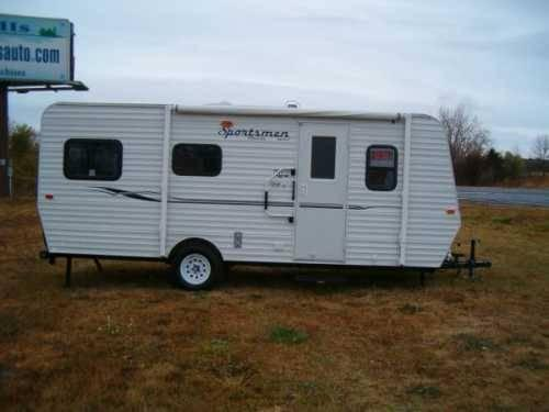 2011 kz sportsman classic travel trailer in litchfield mn for American classic homes mn