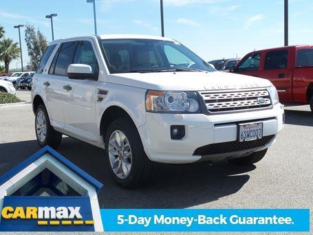 2011 Land Rover LR2 Base AWD 4dr SUV