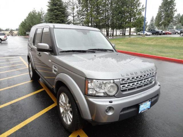 2011 Land Rover Lr4 For Sale In Coeur D Alene Idaho