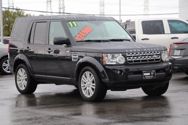 2011 Land Rover LR4 Base 4x4 4dr SUV