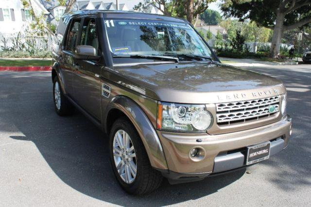 2011 land rover lr4 utility hse for sale in los angeles california classified. Black Bedroom Furniture Sets. Home Design Ideas