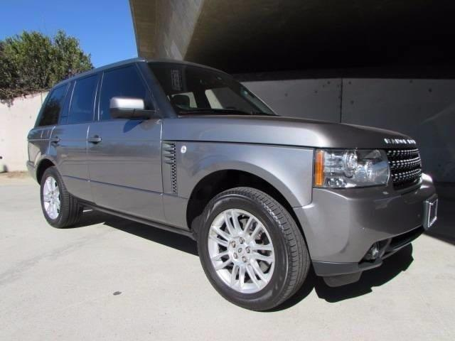 2011 Land Rover Range Rover HSE 4x4 HSE 4dr SUV