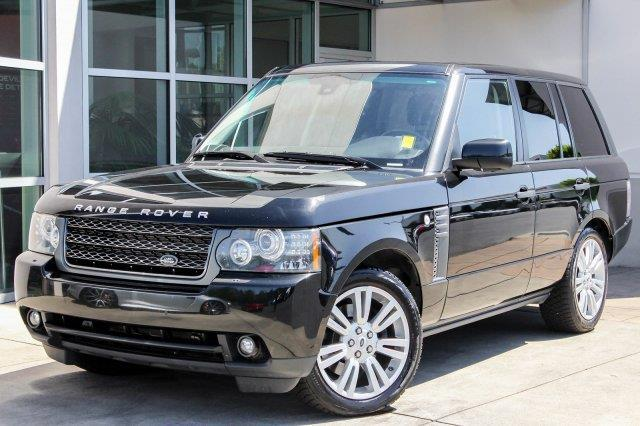 2011 land rover range rover hse 4x4 hse 4dr suv for sale in bellevue washington classified. Black Bedroom Furniture Sets. Home Design Ideas