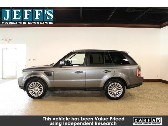 2011 land rover range rover sport 4x4 hse 4dr suv for sale. Black Bedroom Furniture Sets. Home Design Ideas