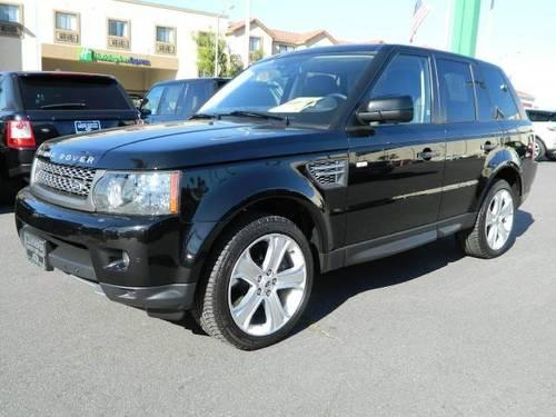 2011 land rover range rover sport for sale in redondo beach california classified. Black Bedroom Furniture Sets. Home Design Ideas