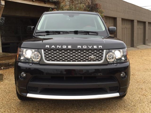 2011 land rover range rover sport autobiography for sale. Black Bedroom Furniture Sets. Home Design Ideas