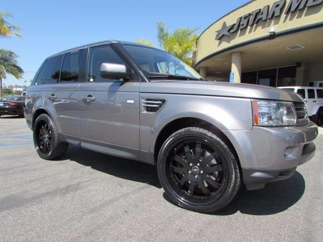 2011 land rover range rover sport hse 4x4 hse 4dr suv for sale in anaheim california classified. Black Bedroom Furniture Sets. Home Design Ideas