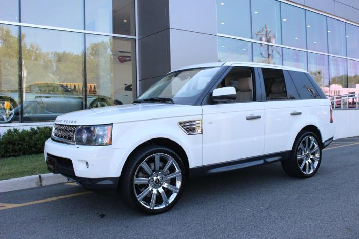 2011 Land Rover Range Rover Sport Supercharged For Sale In Upper