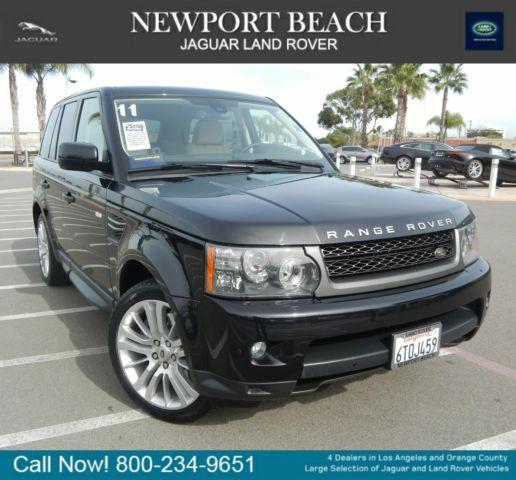Used Land Rover Range Rover Sport Hse 4 4 V8 Automatic For: 2011 Land Rover Range Rover Sport Utility HSE LUX For Sale