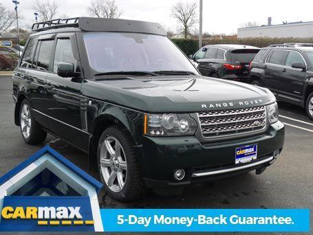 2011 land rover range rover supercharged 4x4 supercharged 4dr suv for sale in columbus ohio. Black Bedroom Furniture Sets. Home Design Ideas