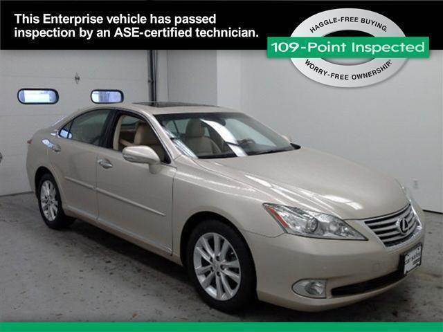 2011 lexus es 350 4dr sdn for sale in clifton new jersey classified. Black Bedroom Furniture Sets. Home Design Ideas