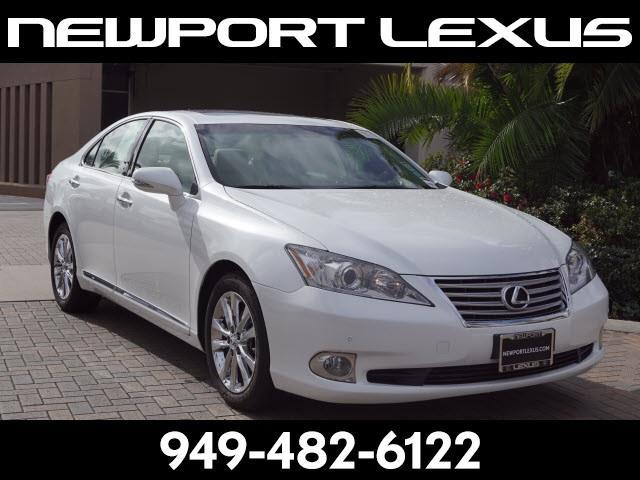 2011 Lexus ES 350 Base 4dr Sedan