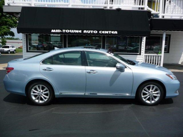 2011 lexus es 350 base franklin oh for sale in blue ball ohio classified. Black Bedroom Furniture Sets. Home Design Ideas