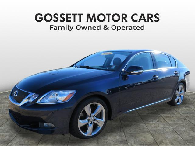 2011 Lexus GS 350 Base 4dr Sedan