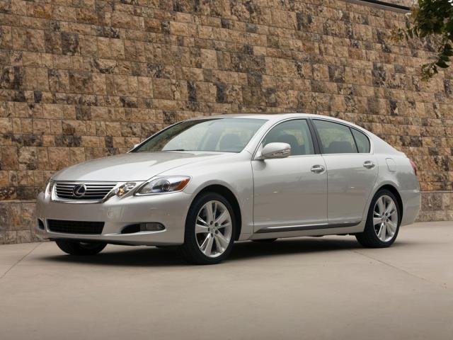 2011 Lexus GS 450h Base 4dr Sedan