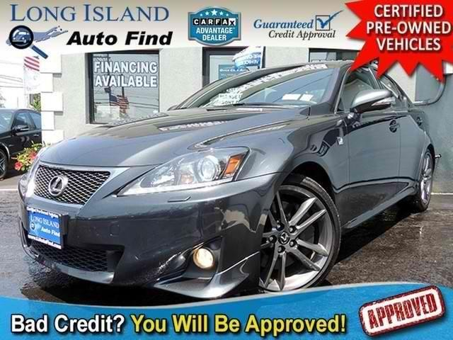 2011 Lexus IS 350 At Long Island Auto Find (888)