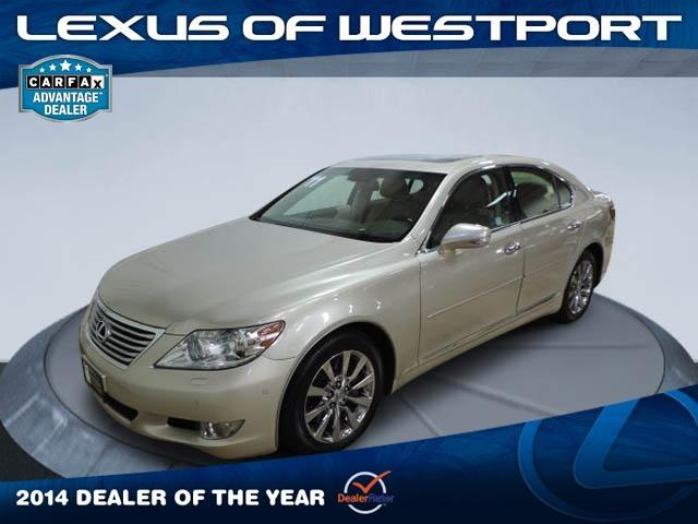 2011 LEXUS LS 460 AWD 4dr Sedan
