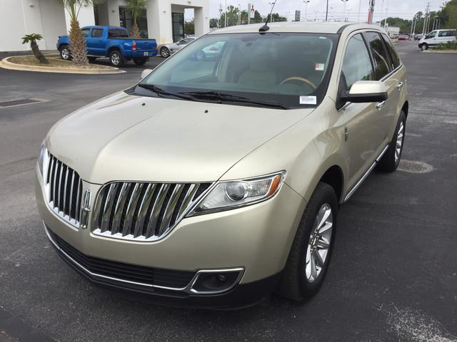 2011 lincoln mkx base 4dr suv for sale in panama city florida classified. Black Bedroom Furniture Sets. Home Design Ideas