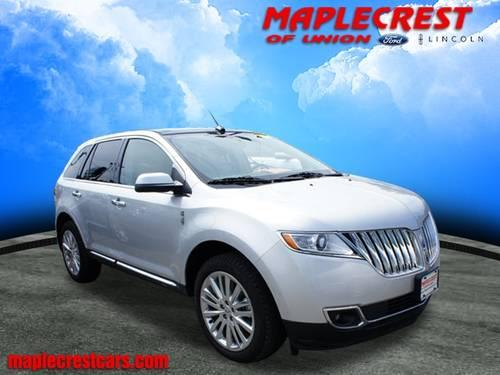 2011 Lincoln MKX SUV for sale in Vauxhall, New Jersey