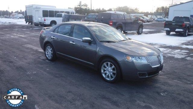 2011 Lincoln MKZ Base 4dr Sedan