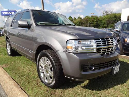 2011 lincoln navigator 4 dr for sale in chattanooga tennessee classified. Black Bedroom Furniture Sets. Home Design Ideas
