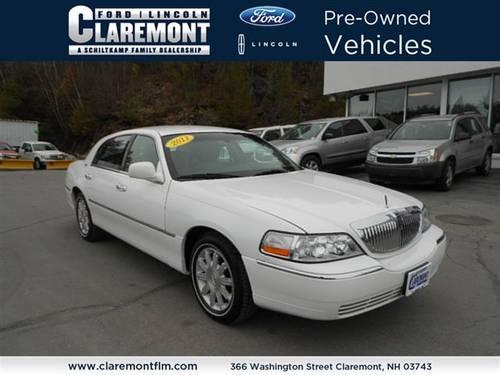 Lincoln Town Car For Sale In New Hampshire