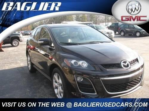 2011 mazda cx 7 sport utility s grand touring for sale in. Black Bedroom Furniture Sets. Home Design Ideas