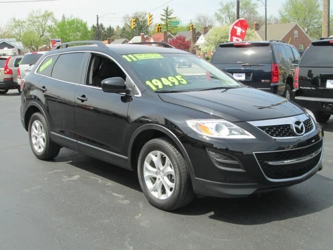 2011 mazda cx 9 4dr sport all wheel drive low miles. Black Bedroom Furniture Sets. Home Design Ideas